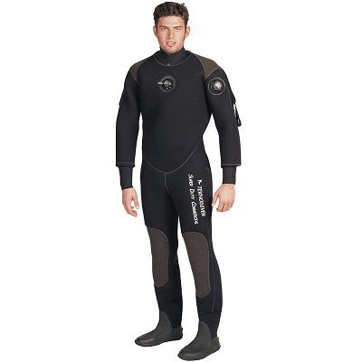 Teknodiver Super Duty Commercial 800 8mm Drysuit