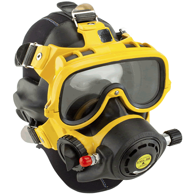 Kirby Morgan® EXO-BR Full Face Mask (Discontinued Product)